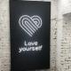 Неонова вивіска для салону краси Love Yourself